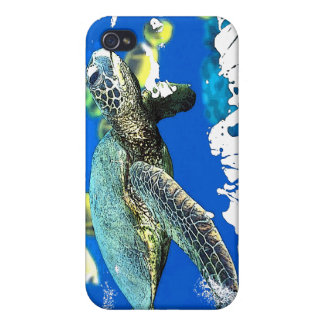 sea turtle iPhone 4 cover