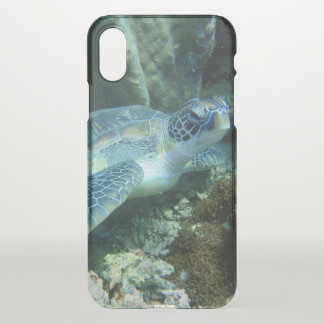 Sea Turtle iPhone X Case