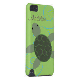 Sea Turtle iPod Touch (5th Generation) Cover