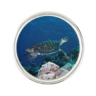 Sea Turtle Lapel Pin