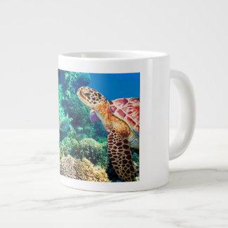 Sea Turtle Large Coffee Mug