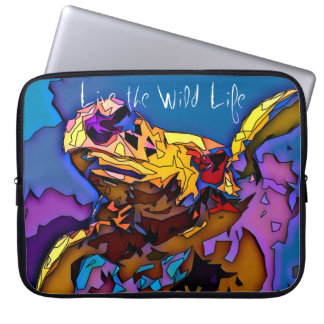 Sea Turtle - Live the Wild Life / Laptop Sleeve