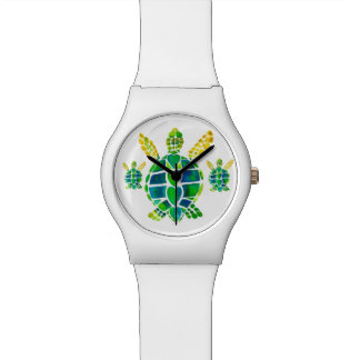 Sea Turtle Love Watch