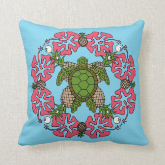 Sea Turtle Mandala- pillow
