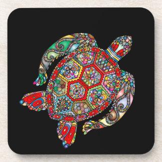 Sea Turtle Mosaic Coaster