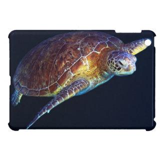 Sea Turtle on the Great Barrier Reef iPad Mini Cases