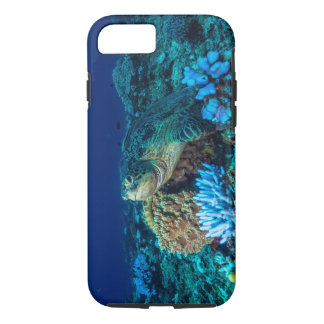 Sea Turtle on the Great Barrier Reef iPhone 8/7 Case