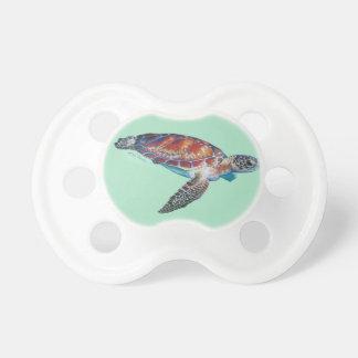 Sea Turtle Pacifiers
