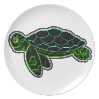Sea Turtle Party Plates