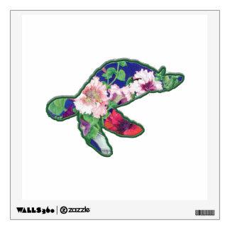 Sea Turtle - Secret Realm Under the Sea Wall Sticker