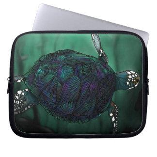 Sea Turtle Sleeve Laptop Sleeve