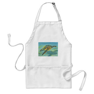 Sea Turtle Standard Apron