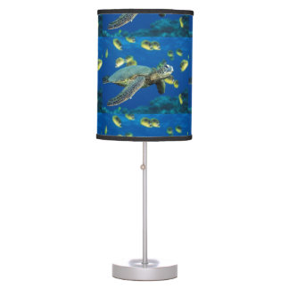 """SEA TURTLE"" TABLE LAMP"