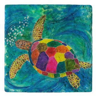 Sea Turtle Trivet (You can Customize)