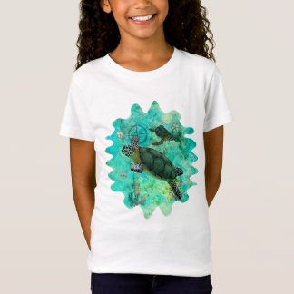 Sea Turtles Ahoy T-Shirt