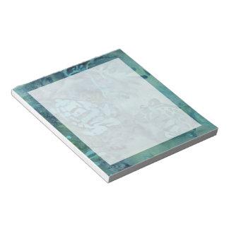 Sea Turtles Batik Notepads