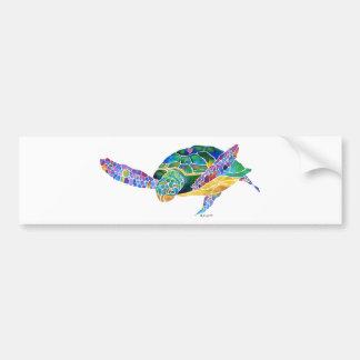 Sea Turtles from the Ocean Bumper Sticker