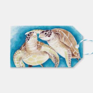 Sea Turtles Gift Tags
