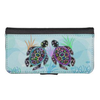 Sea Turtles iPhone SE/5/5s Wallet Case