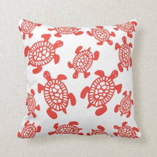 Sea Turtles Square Pillow