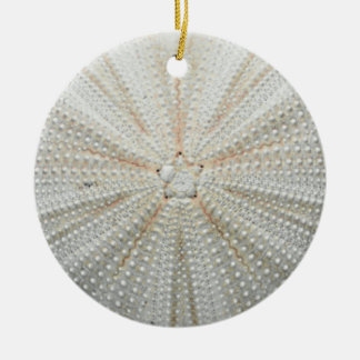 Sea Urchin Christmas Ornament