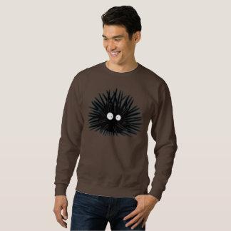 Sea Urchin Uni Spiny Black Hedgehog Ocean Sweatshirt