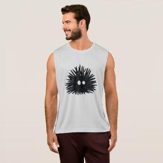 Sea Urchin Uni Spiny Black Hedgehog Ocean Tank Top