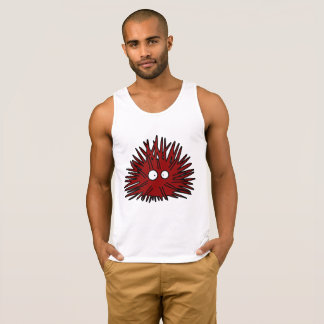 Sea Urchin Uni Spiny Red Hedgehog Ocean