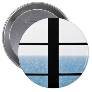Sea view pinback buttons