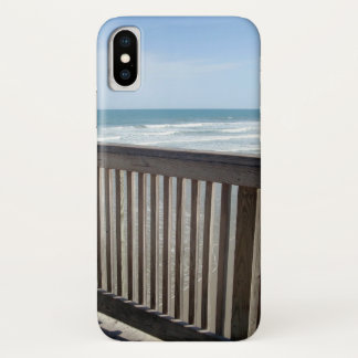 Sea View iPhone X Case