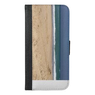 sea view photo iPhone 6/6s plus wallet case