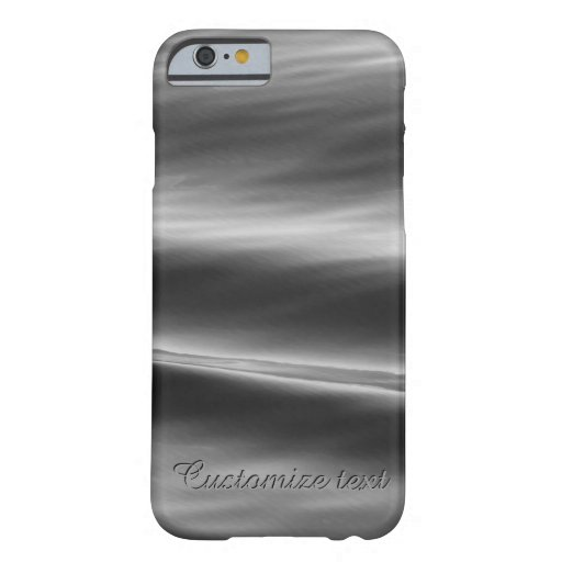 Sea Water Black and White Fine Art Photo by Aston iPhone 6 Case