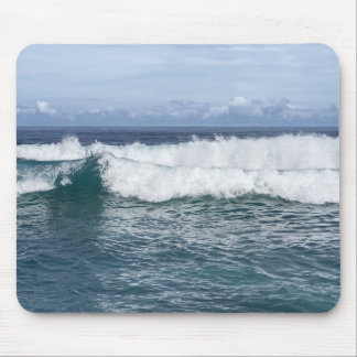 sea-wave mouse pad