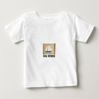 sea winds go baby T-Shirt