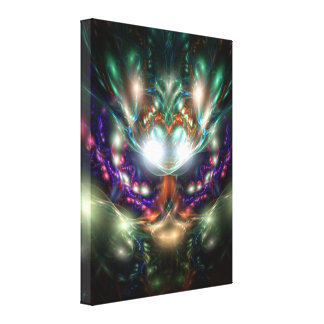 Sea Witch Gallery Wrapped Canvas