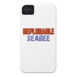 seabee design Case-Mate iPhone 4 cases