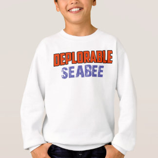 seabee design sweatshirt