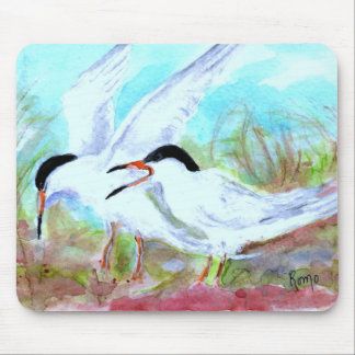 Seabird - Terns Mouse Pad