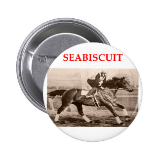 seabiscuit pin