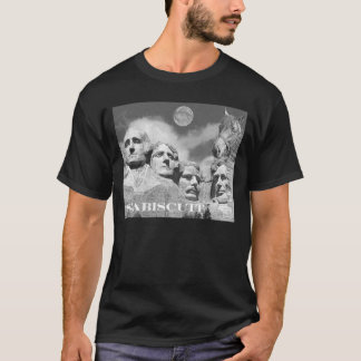 Seabiscuit is on Mount Rushmore! T-Shirt