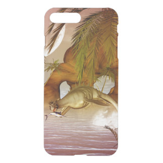 Seadragon with marlin, hunter and hunted iPhone 7 plus case