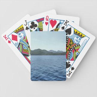 Seafarer Bicycle Playing Cards