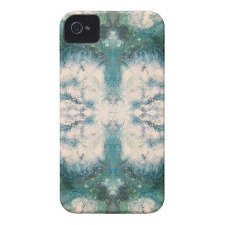 Seafoam 2 pattern iPhone 4 case