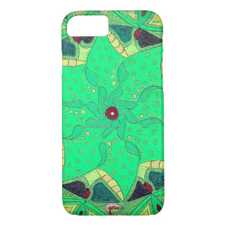 Seafoam Bloom Phone Case