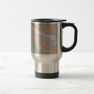 Seafoam Shore Travel Mug