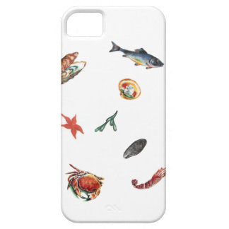 Seafood iPhone Case