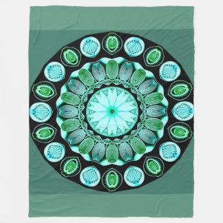 Seaglass Fleece Blanket