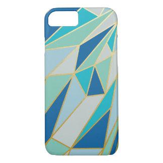 Seaglass Geometric Case