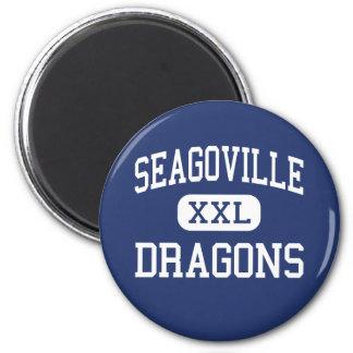 Seagoville - Dragons - High School - Dallas Texas Magnet