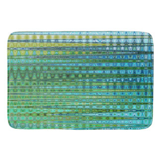 Seagrass Bath Mat I by C.L. Brown